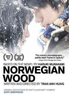 Norwegian Wood, book cover