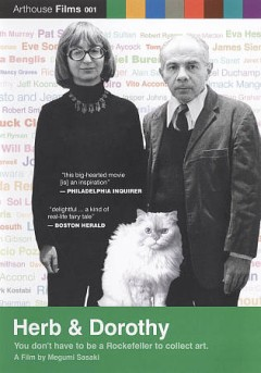 Herb and Dorothy, book cover