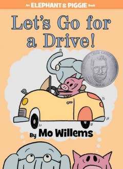 Let's Go for a Drive!, book cover