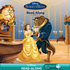 Beauty and the Beast Read-along Storybook and CD, book cover
