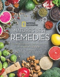Nature's Best Remedies , book cover