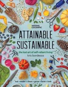 Attainable Sustainable, book cover
