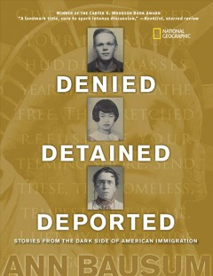 Denied, Detained, Deported, book cover