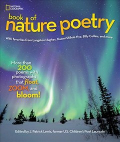 National Geographic Book of Nature Poetry by National Geographic