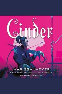 Cinder by Marissa Meyer (e-audiobook)