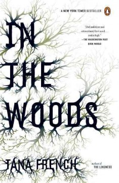 In the Woods by Tana French, book cover