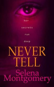 Never Tell, book cover
