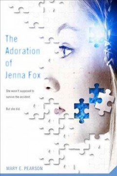 The Adoration of Jenna Fox, book cover