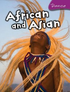 African and Asian Dance, book cover