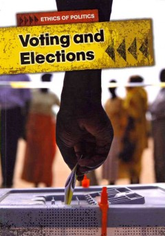 Voting and Elections, book cover
