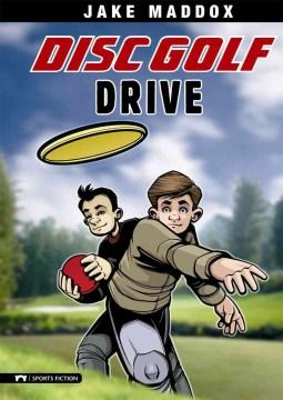 Disco de golf, cubierta de libro