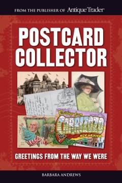 Colección de postalestor, tapa del libro