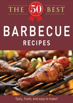 The 50 Best Barbecue Recipes, book cover