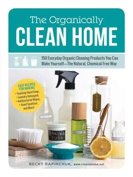 El hogar orgánicamente limpio, portada del libro