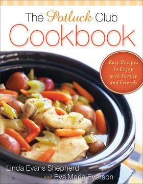 The Potluck Club Cookbook, book cover