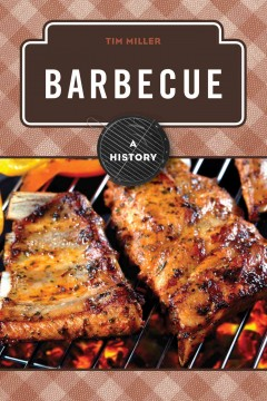 Barbecue, book cover
