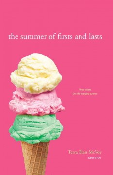 The Summer of Firsts and Lasts, book cover