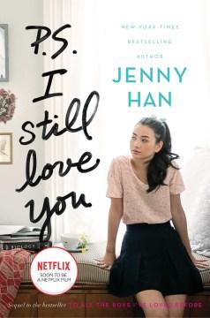 P.S. I Still Love You, book cover