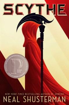 Scythe, book cover