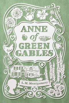 Anne of Green Gables, book cover
