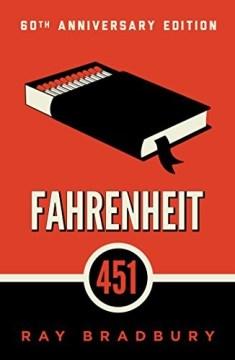 Fahrenheit 451, book cover