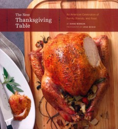 The New Thanksgiving Table, book cover