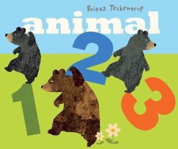 Animal 1 2 3 / Britta Teckentrup.