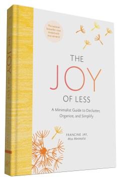 The Joy of Less, portada del libro