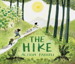 The Hike, book cover