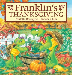 Franklin's Thanksgiving, book cover