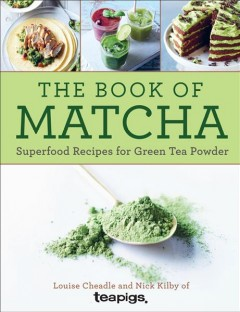 The Book of Matcha, book cover