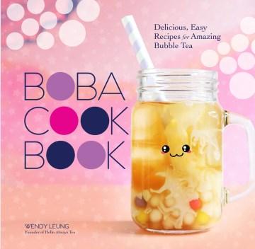 The Boba Cookbook, book cover