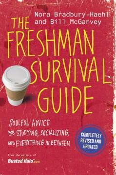 Freshman Survival Guide, book cover