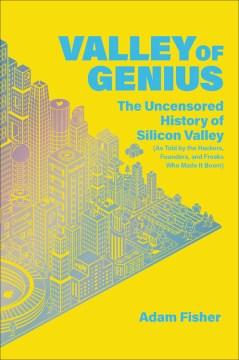 Valley of Genius, book cover