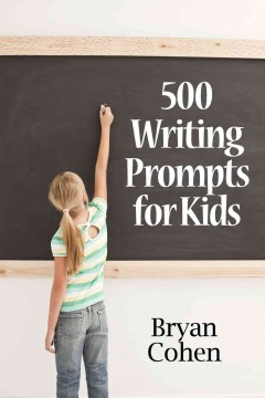 500 Writing Prompts for Kids, book cover