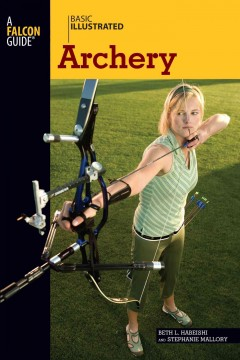 Basic Illustrated Archery, book cover