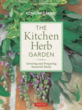 The Kitchen Herb Garden , book cover