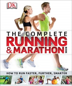 The Complete Running and Marathon Book, book cover