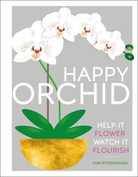 Happy Orchid, portada de libro