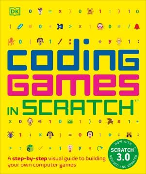 Coding Games in Scratch, book cover
