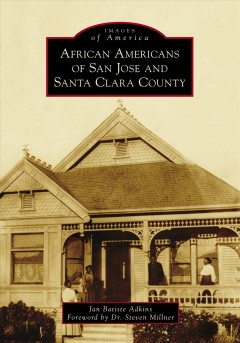 African Americans of San Jose and Santa Clara County, book cover