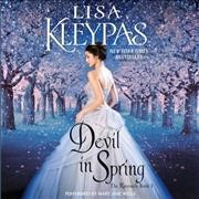 Devil in Spring by Lisa Kleypas, read by Mary Jane Wells