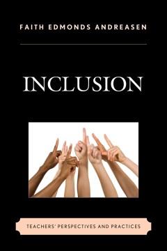 Perspectivas y P de los profesores de inclusiónractices, portada del libro