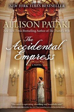 The Accidental Empress, book cover