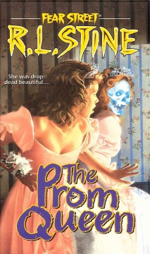 The Prom Queen, book cover