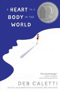 A Heart in A Body in the World, book cover