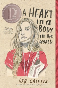 A Heart in a Body in a World, book cover