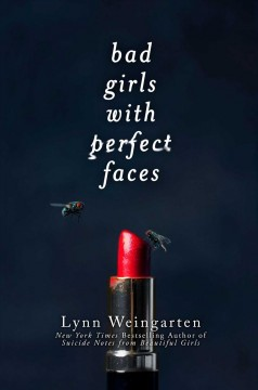 Bad Girls With Perfect Faces, book cover