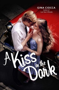 A Kiss in the Dark, book cover
