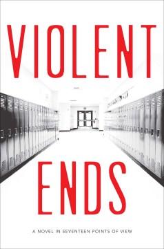 Extremos violentos, portada del libro